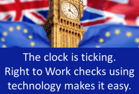 Brexit and right to Work checks